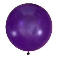 Большой фиолетовый шар.