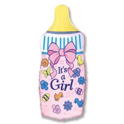 "Шар-бутылочка ""It's a girl"""