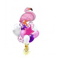 Сет с фламинго