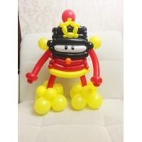 Воздушный Роботрак Рой