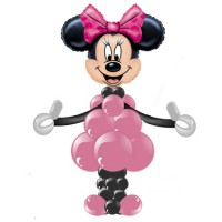 Минни Маус из воздушных шаров