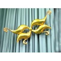 Венецианская маска из шаров