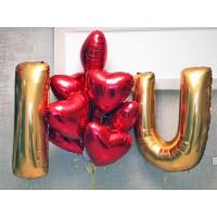 """Композиция """"I Love U"""""""
