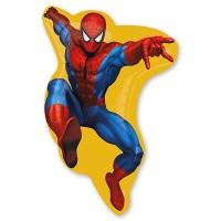 Фигурный шар Человек-паук