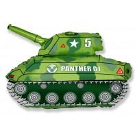 Фигурный шар танк