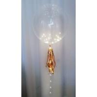 Баблс на светодиодной ленте с кисточкой