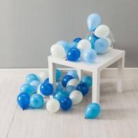 """Воздушные маленькие шары 9"""" с воздухом"""