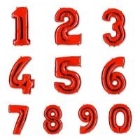 Красные цифры