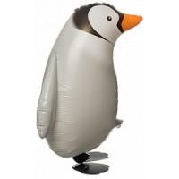 Шар напольный пингвин